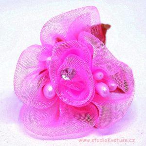 Růžička růžová 810