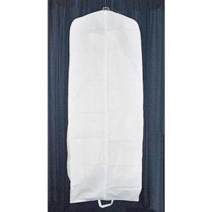 Vak na šaty 01 bílý široký