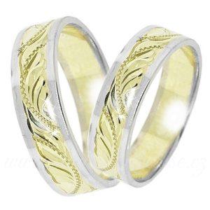 Snubní prsten Roma
