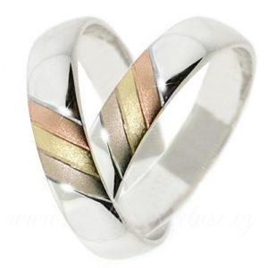 Snubní prsten Genova