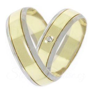 Snubní prsten Tolmezzo