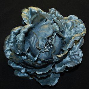 Růže 04 stříbrno-šedá kulatá 10cm