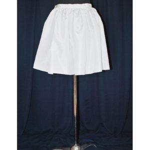 Spodnice 06 bílá - výprodej