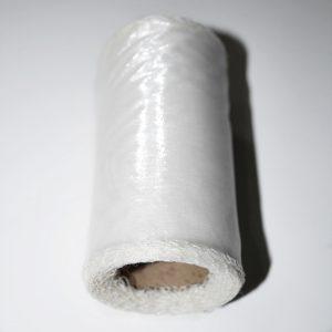 Organza stuha bílá 10cm x 9,2m