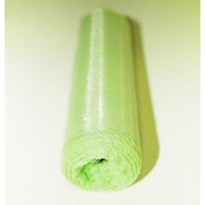 Organza stuha světle zelená 14cm