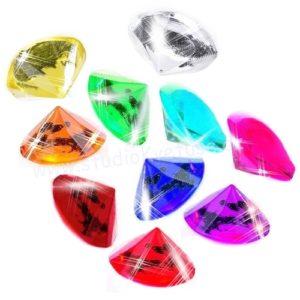 Diamanty akrylové