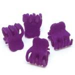 Skřipeček 24 sametový fialový
