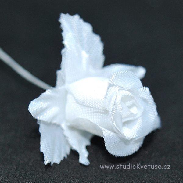 Růžička bílá 15