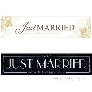 SPZ Just Married