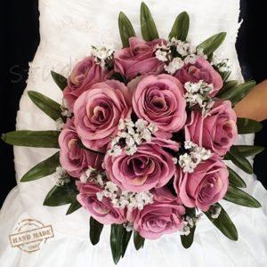 Kytice svatební 08 a