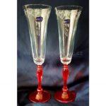 Svatební skleničky na přípitek 07 a