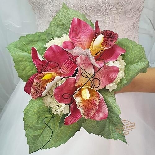 Kytice svatební 14