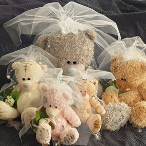 Medvědí nevěsty a