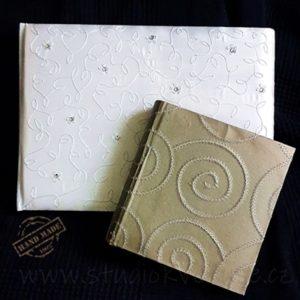 Album - ruční papír a