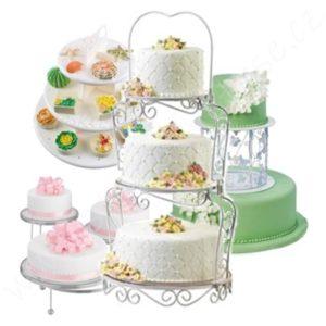 Stojany na dorty