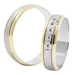 Snubní prsten Neapoli