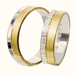 Snubní prsten Valencia