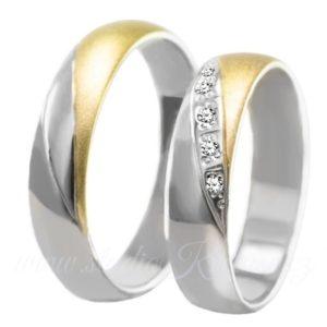Snubní prsten Firenze