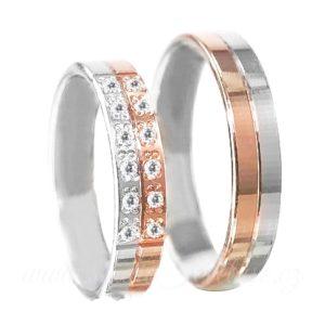 Snubní prsten Rimini