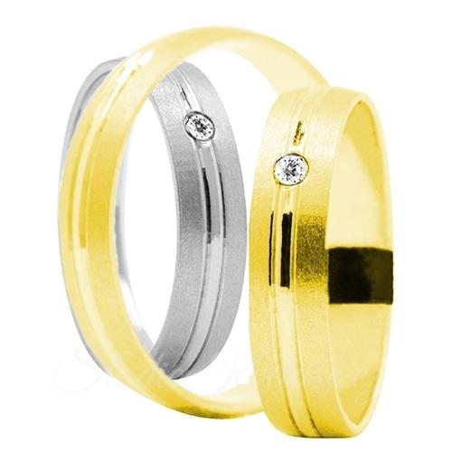 Snubní prsten Bologna