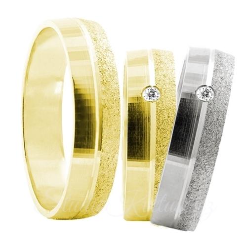 Snubní prsten Bordeaux
