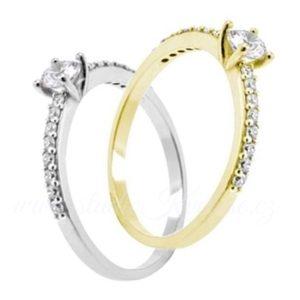 Zásnubní prsten 835