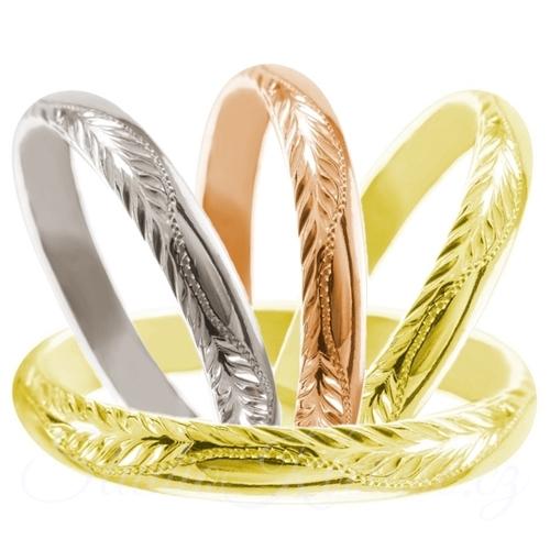 Snubní prsten Lille R2P3