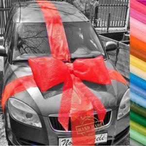 Auto jako dárek