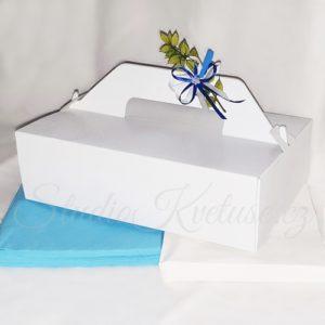 Krabička s ouškem